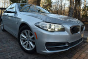 2014 BMW 5-Series 528i TURBOCHARGED-EDITION