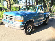 1992 Ford F-150 4X4 FLARE SIDE SHORT BED F-150 F-250 F-350